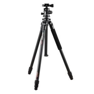 Benro-A1570TB1-Tripods-Aluminum-Camera-Tripod-B1-Ball-Head-3-Section-Carrying-Bag-Max-Load-6kg