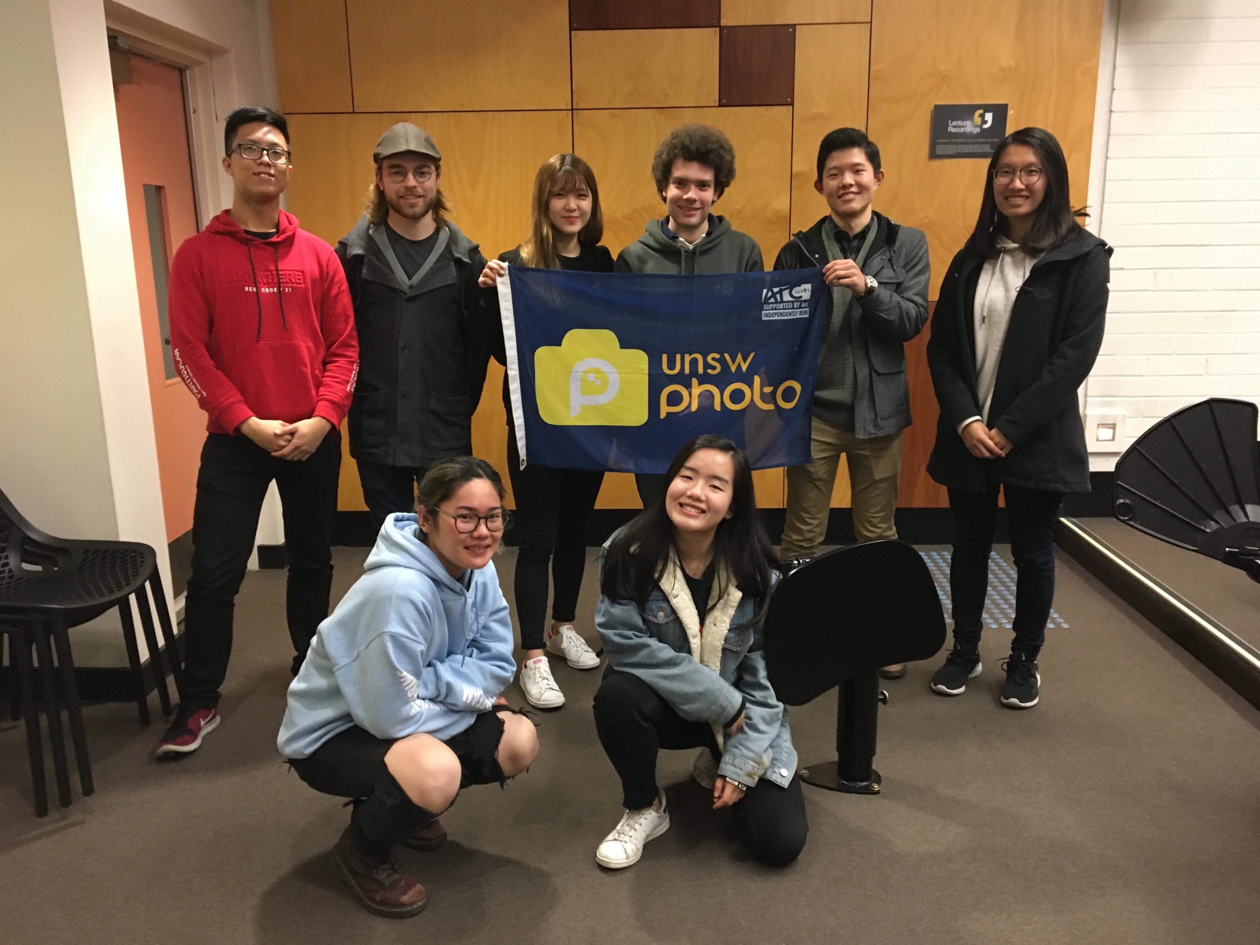 Meet The Team - UNSW PhotoClub