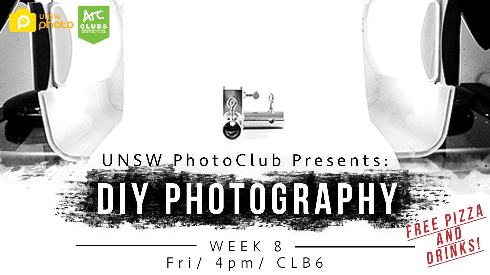 Week 8 DIY Photography